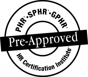 Pre-Approved for 13 SHRM Credits.